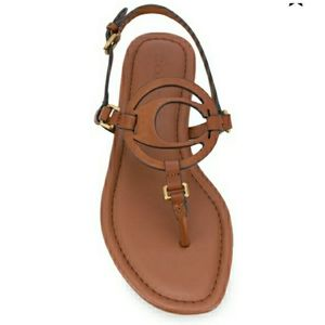 Jeri Leather Sandal